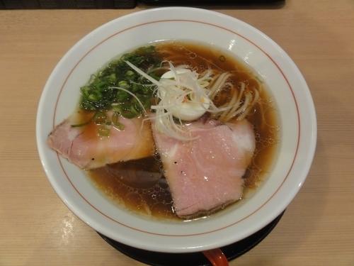 「らーめん(醤油)」@麺屋 粉哲の写真