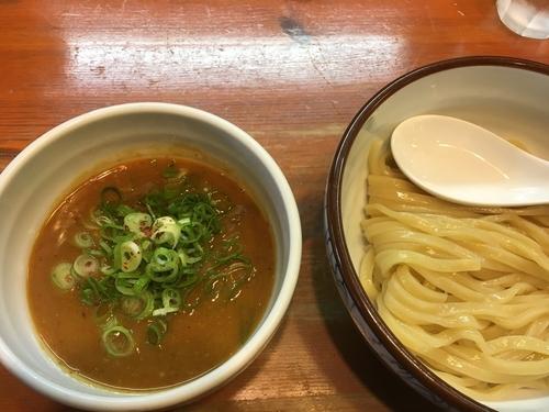 「みそつけ麵 780円」@麺屋 高橋の写真