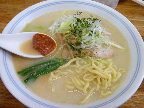 「味噌ラーメン」@味よし 中倉本店の写真