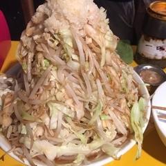 自家製太麺 ドカ盛 マッチョ 近大前通り本店の写真