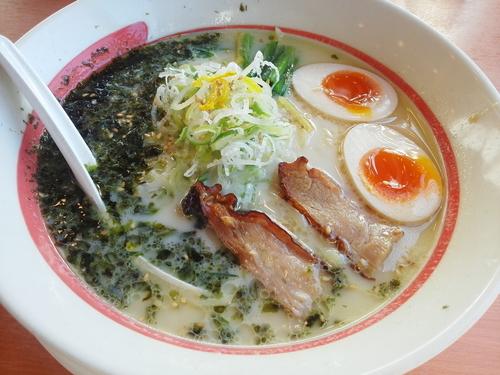 「鶏白湯らーめん637円」@幸楽苑 東松山店の写真