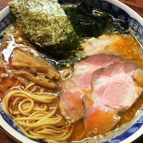 「【限定】カラニボ拉麺」@良温(Ra-on)の写真