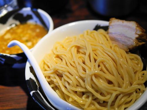 「つけ麺 特盛 500g」@麺屋武蔵 武骨の写真