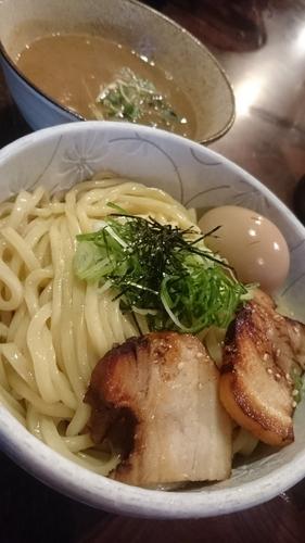 「味たまつけ麺大盛り」@麺や 庄のの写真