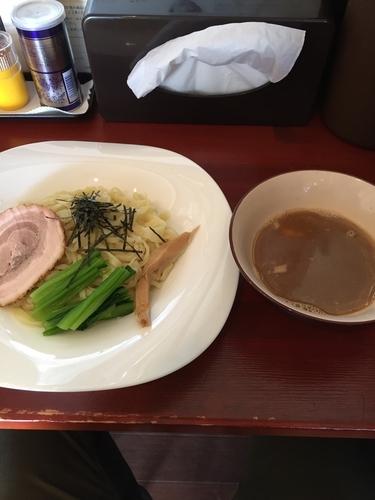 「つけ麺 300g  800円」@拉麺 空の写真