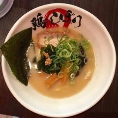 鶏しぼりラーメン こころ 大倉山店の写真