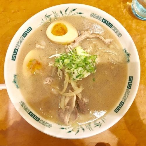 「肉そば餃子セット 770円」@日高屋 キュービックプラザ新横浜店の写真