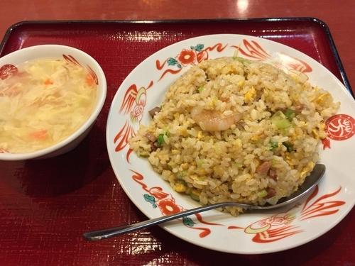 「五目炒飯(¥780)」@芳香園 大和店の写真