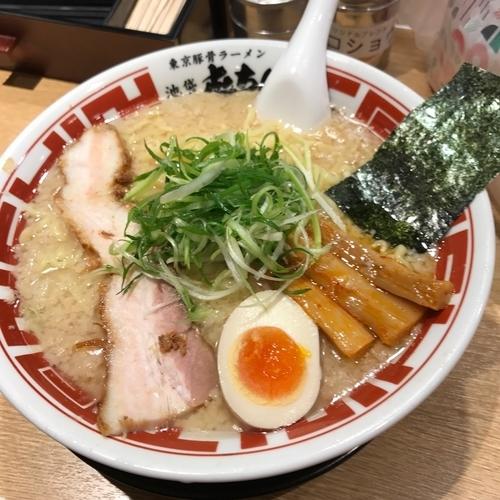 「東京豚骨ラーメン」@屯ちん 川崎店の写真