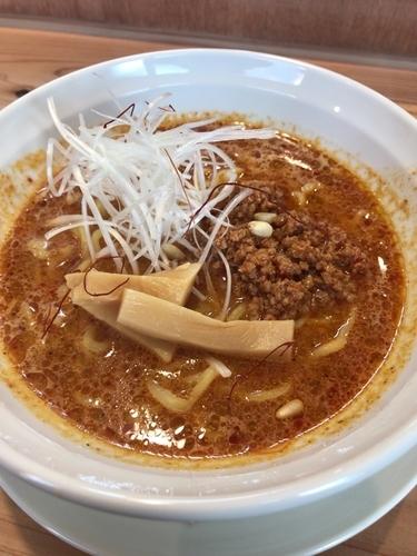 「タンタン麺」@麺処 凪の写真