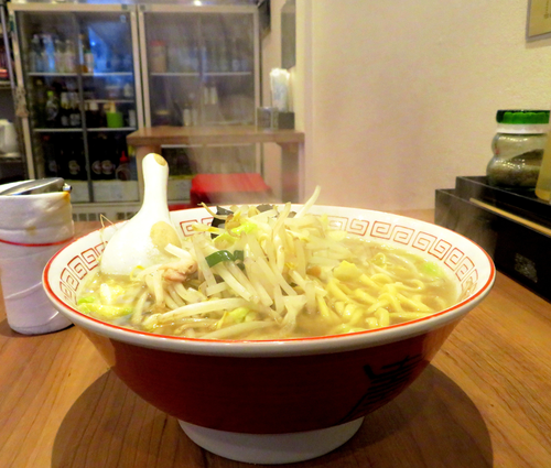 「横浜タンメン(850円)」@おっちゃんラーメン居酒屋の写真