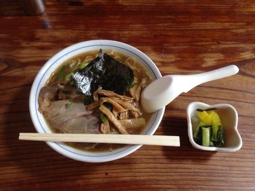 「中華そば」@イナリ食堂の写真