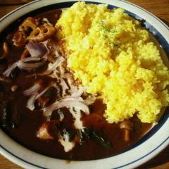 Curry dining bar 笑夢の写真