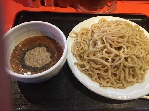 「つけ麺(中)」@麺家 宝の写真