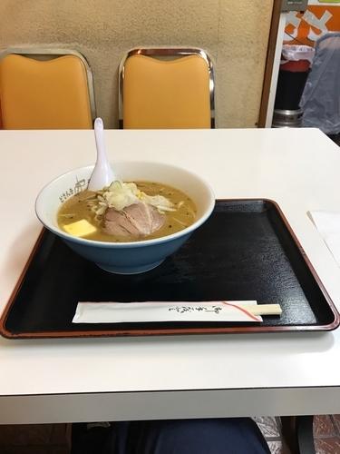 「味噌バターラーメン 590円」@サッポロラーメンどさん子の写真