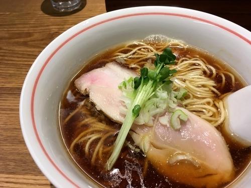 「[1/23MONDAY RAMEN] 黒さつま鶏 × 煮干し」@麺尊 RAGEの写真