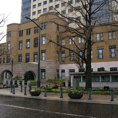 横浜地方裁判所 食堂の写真