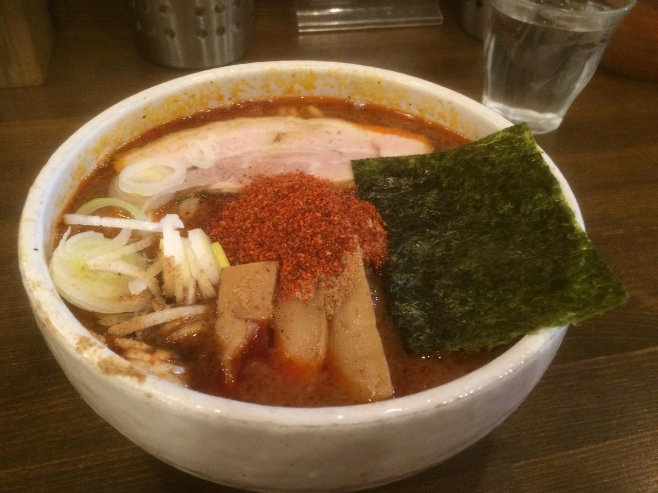 東京都内にある旨辛ラーメンが食べられるお店5選!宇宙一辛いラーメンも