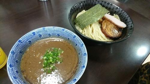 「つけめん 800円」@麺屋 むじゃきの写真