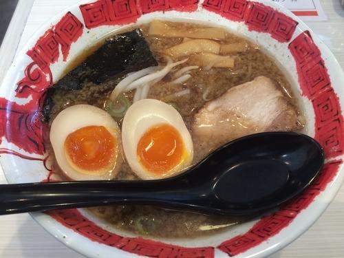 「魚だし香る醤油麺+味玉:800円」@らあ麺ダイニング成セバ成ル。KAKERUの写真