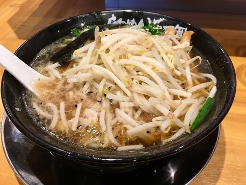 「期間限定 スタミナラーメン万番菜 ¥780+無料トッピング モヤ」@らあめん花月嵐 小平仲町店の写真