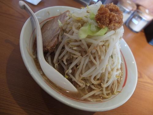 「ふじ麺(中盛り)」@常勝軒 伊勢崎店の写真