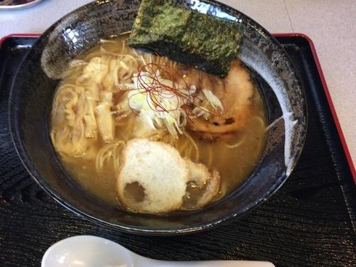 「鶏醤ラーメン(コッテリ)」@地鶏らーめん 秋津の写真