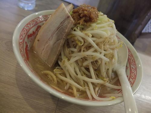 「ふじ麺(中盛り)」@景勝軒 前橋関根町店の写真