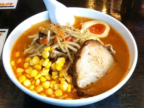 「(限定)味噌らーめん¥850」@麺や 千成の写真