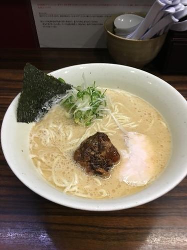 「豚鶏節ラーメン4.0」@らーめん 会 神戸本店の写真