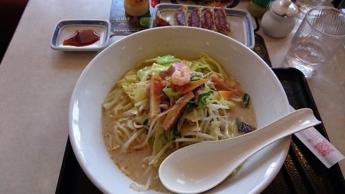 「長崎ちゃんぽん 麺2倍」@リンガーハット 堺百舌鳥店の写真