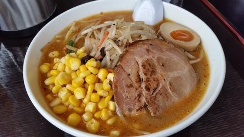 「みそラーメン 850円」@麺や 千成の写真