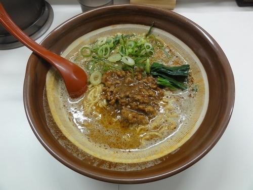 「カレー担々麺」@担々麺 信玄の写真