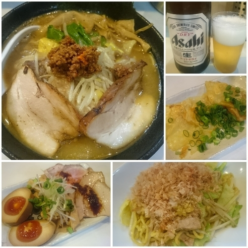 「【限定】味噌らーめん ¥800」@麺屋 扇 SENの写真