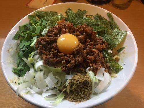 「(限定)台湾混蕎麦 印度」@豚星。の写真