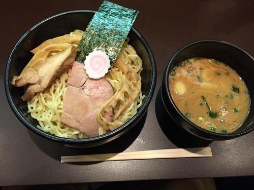 「つけ麺 大盛」@おおぜき中華そば店の写真