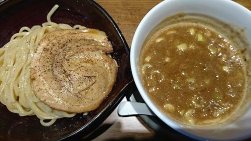 「濃厚白湯つけ麺」@フェニックスの涙の写真