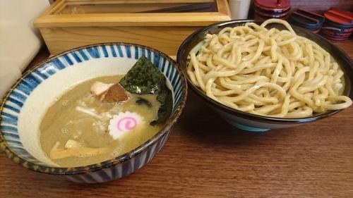 「煮番搾り(中・あつもり)」@つけめん 三三㐂の写真