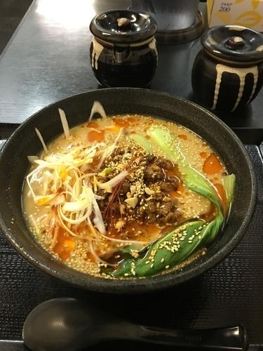 「曹家四川担々麺」@自家製麺 製麺王の写真