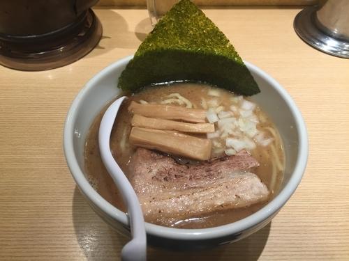 「らーめん  780円」@SHINBASHI おらがの写真