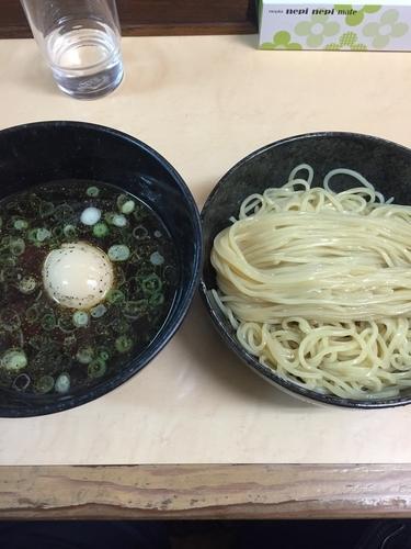 「つけ麺  600円」@三谷製麺所の写真