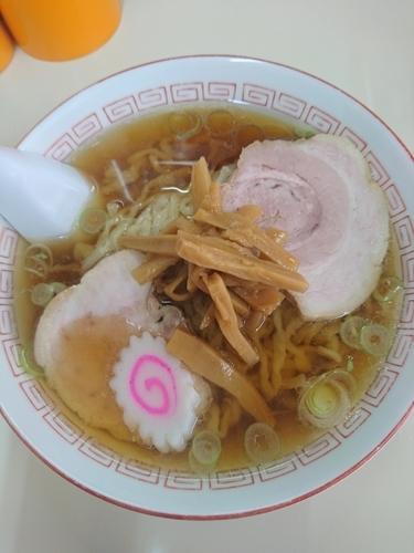 「ラーメン 600円」@中華そば ほりこしの写真