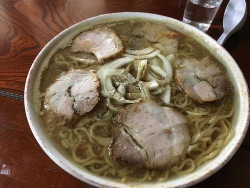 「大盛りチャーシュー麺」@あさひ楼の写真