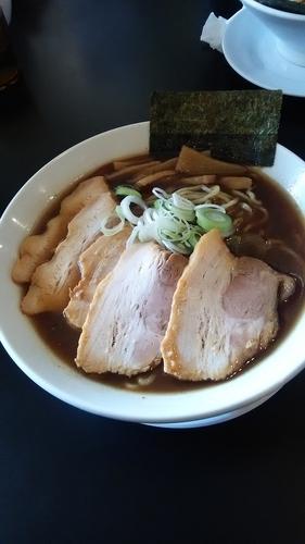 「中華チャーシュー麺(大盛)」@やまがたらーめん きたもと屋の写真