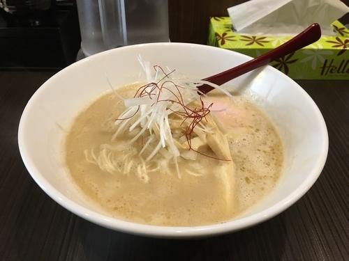 「超濃厚 鶏白湯そば」@麺屋 汁久の写真