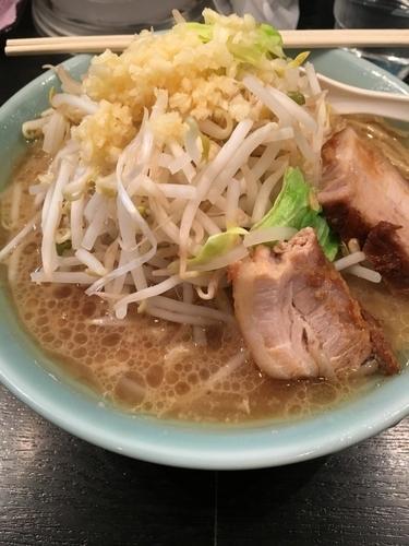 「大麺」@らぁめん大山 アトレ川崎店の写真