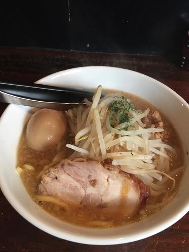 「味玉醤油ラーメン」@ねじ式の写真