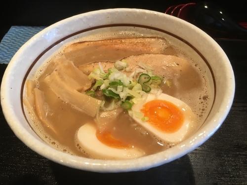 「特製らーめん 並」@麺や GATOの写真
