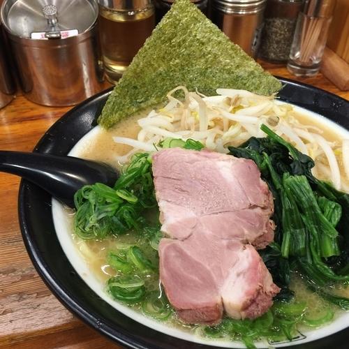 「太麺」@百麺 中山道店の写真