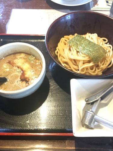 「厚魚介つけ麺780円」@らーめん えん者の写真